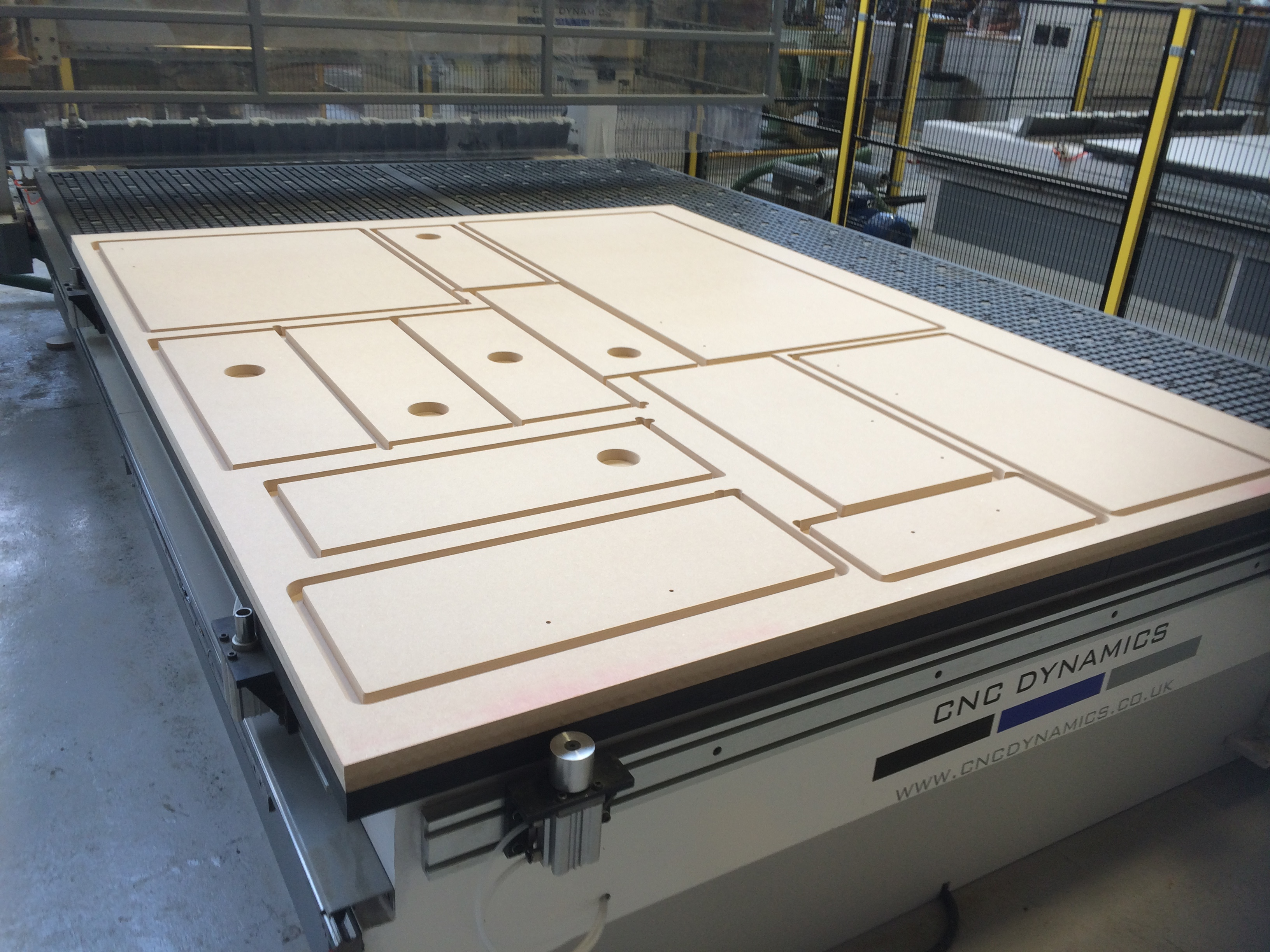 Cnc Dynamics 3020 Heavy Duty Industrial Cnc Routers